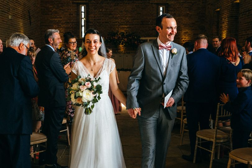 Wedding ceremony - JDS Weddings