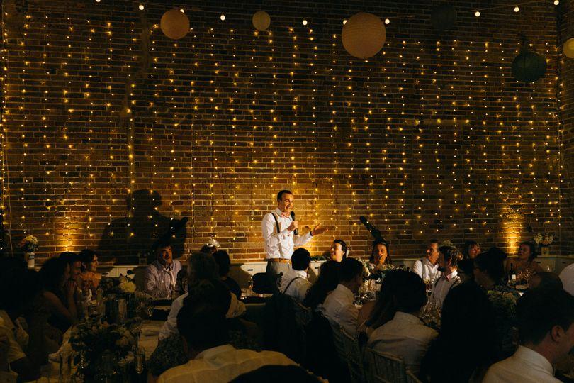 Speech - JDS Weddings