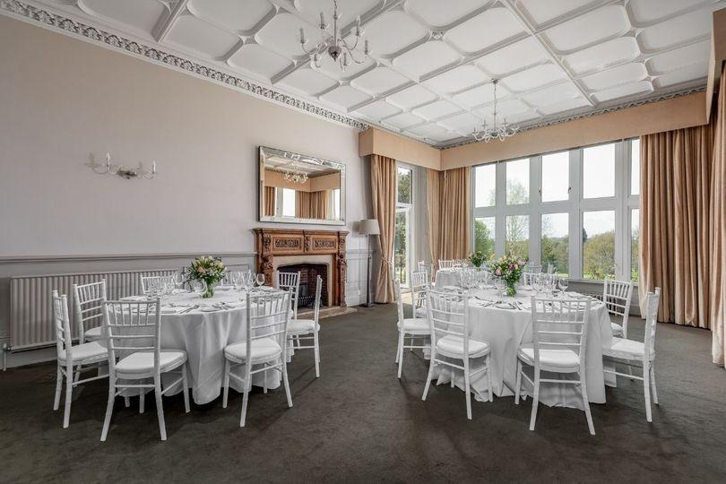 Wedding Breakfast - Brockham