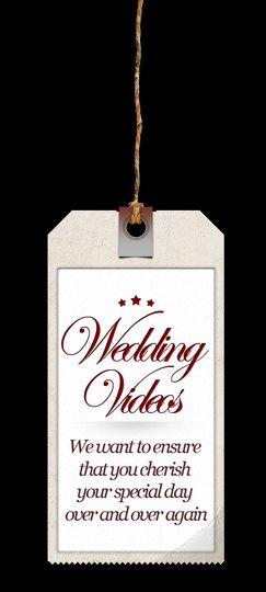 Wedding Tag