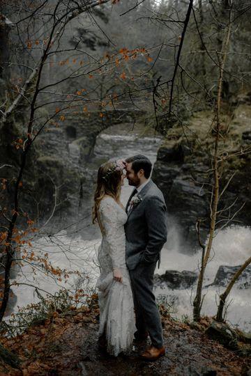 Blue Thistle Weddings