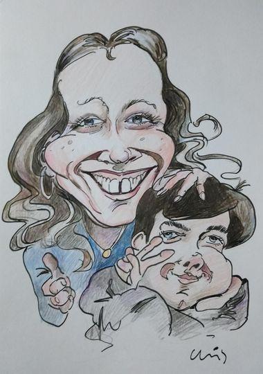 Mum &son