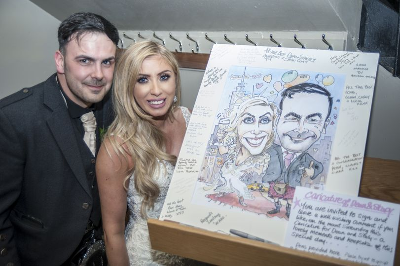 stacy mac signed caricature 4 115868 161158065841071