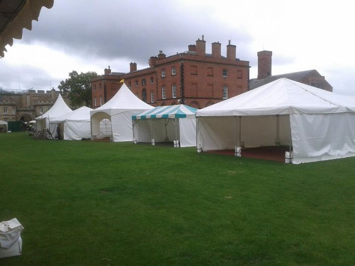 Marquee Hire Tiger Hire 1