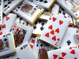 Novelty Choc Cards