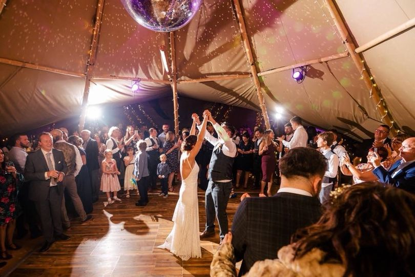 Marquee Hire Big Day Event Tipis 5