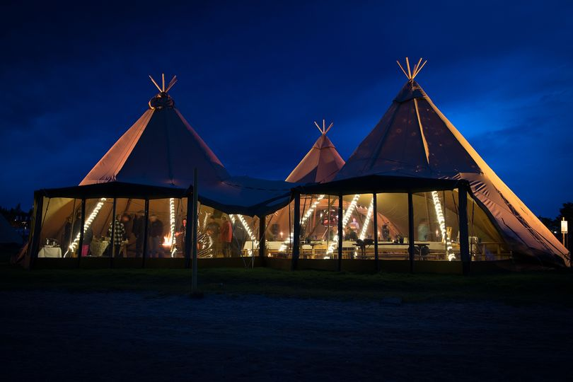 Marquee Hire Big Day Event Tipis 25