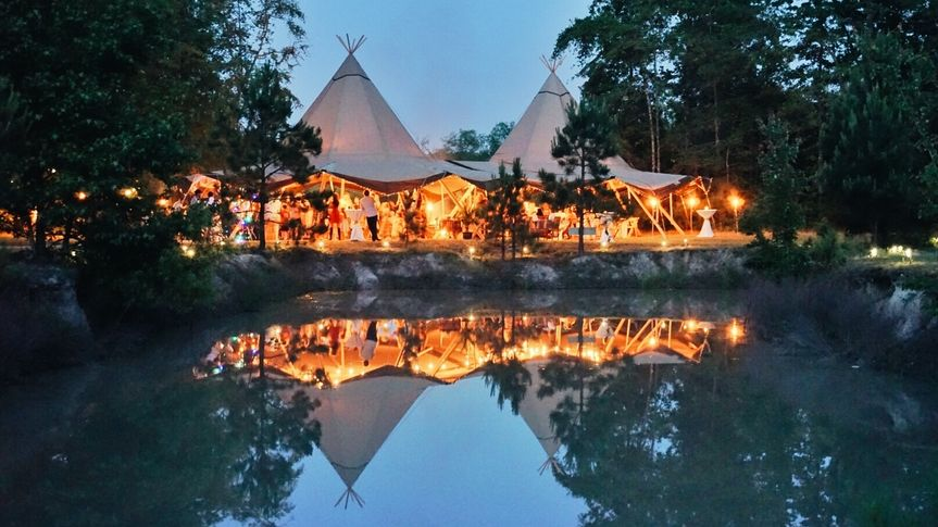 Marquee Hire Big Day Event Tipis 26