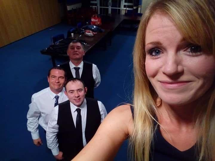 Selfie Time! Royal Navy 2017