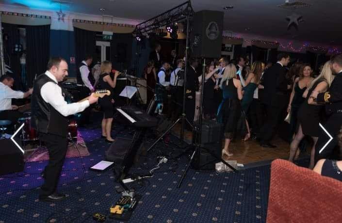 Dancefloor Wedding at Swindon