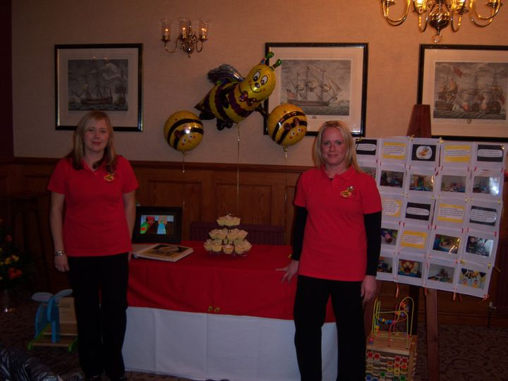 Honey Bee Creche owners!