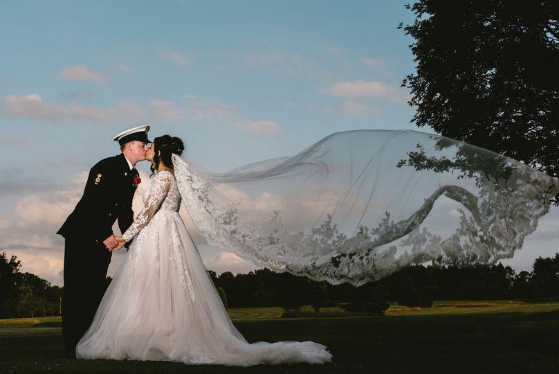The happy couple - Joanna Cleeve