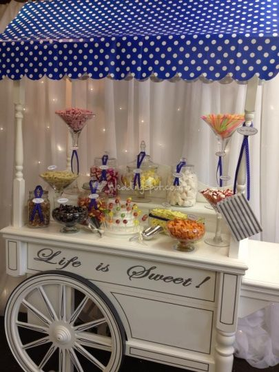 Sweet Cart Hire   any colour!