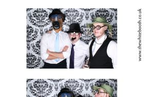 The Little White Photo Booth