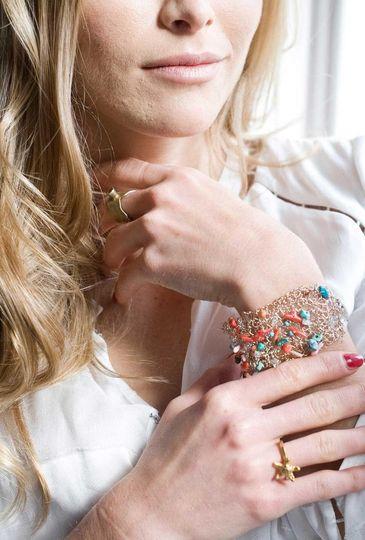 Unique jewellery creations
