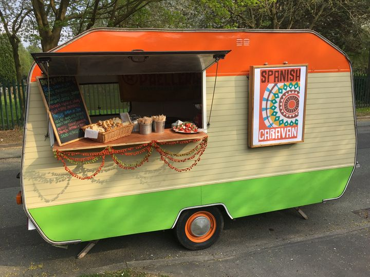 Our Spanish Caravan