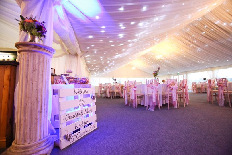 The Coach House Marquee