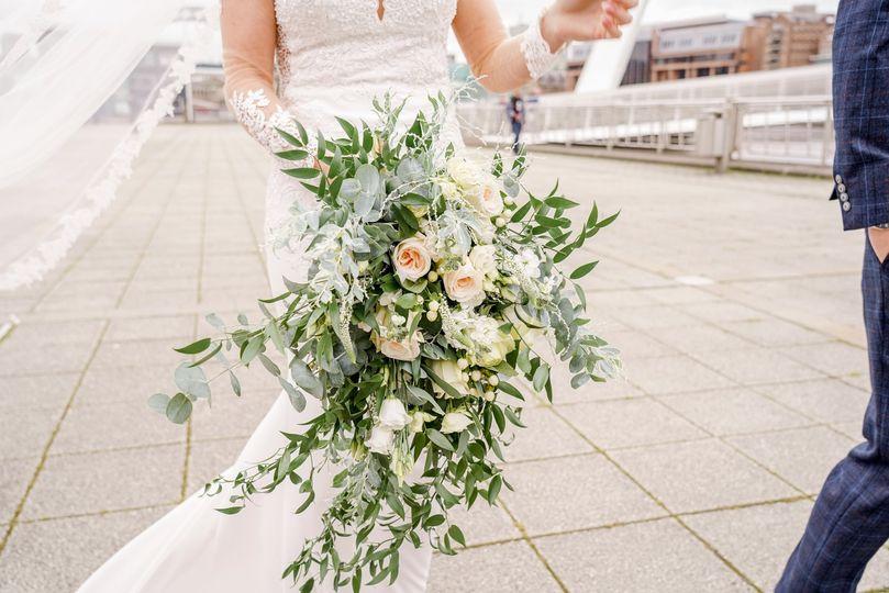 Bouquet - Waterfall Weddings