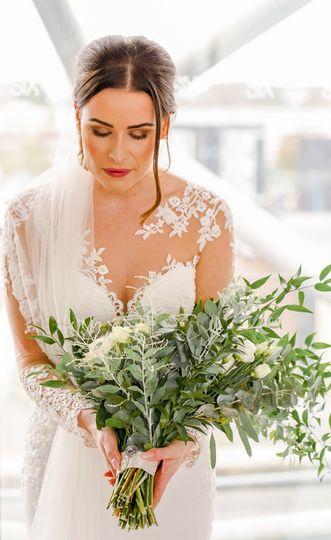 The bride - Waterfall Weddings
