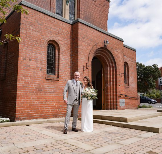 Holy Name - Waterfall Weddings