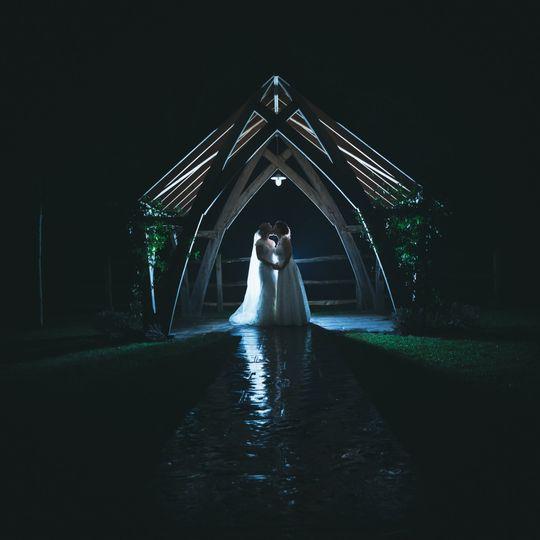Paul Clifton Photography - Romantic setting