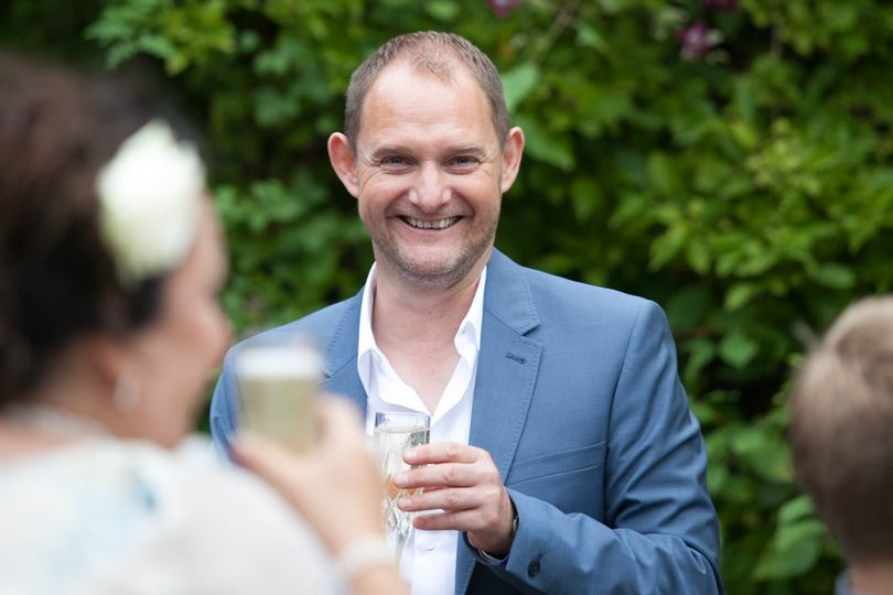 Paul Clifton Photography - Cheers to the happy couple