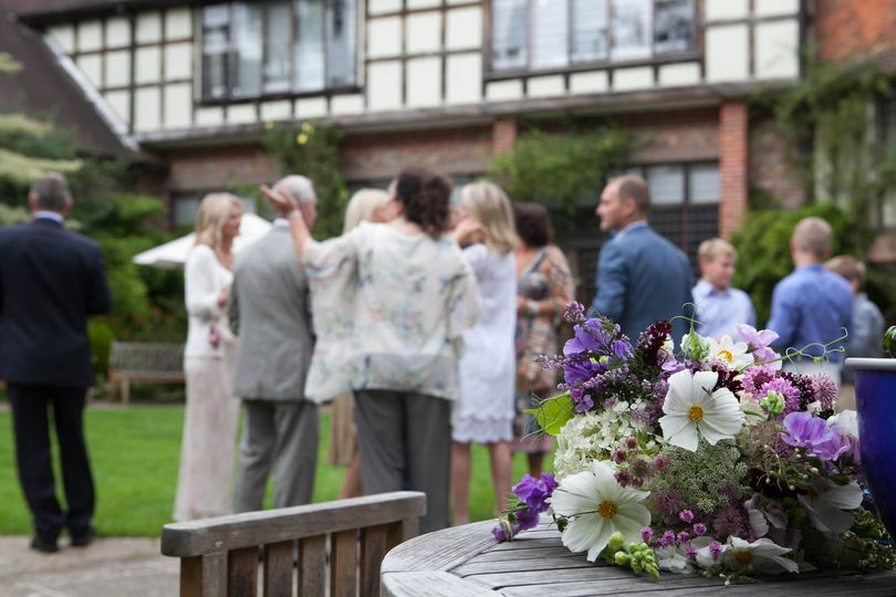 Paul Clifton Photography - Intimate ceremony
