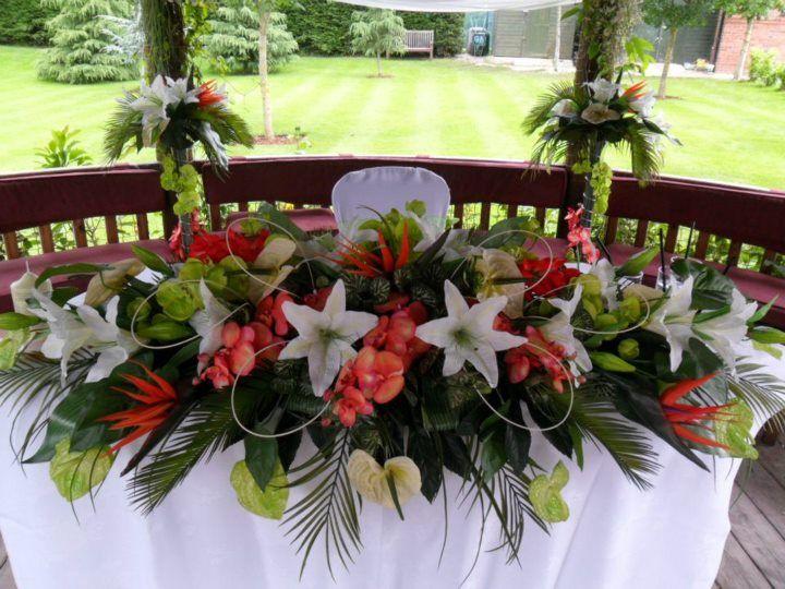 Ceremony displays