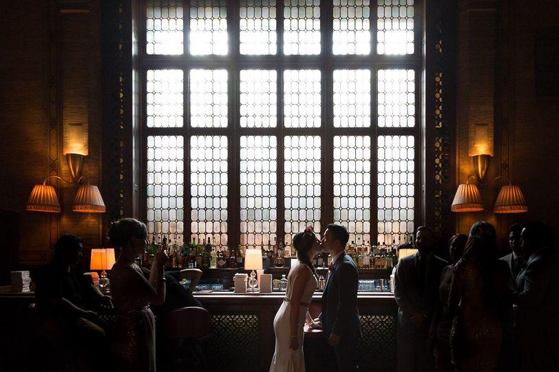 Romantic location shoot