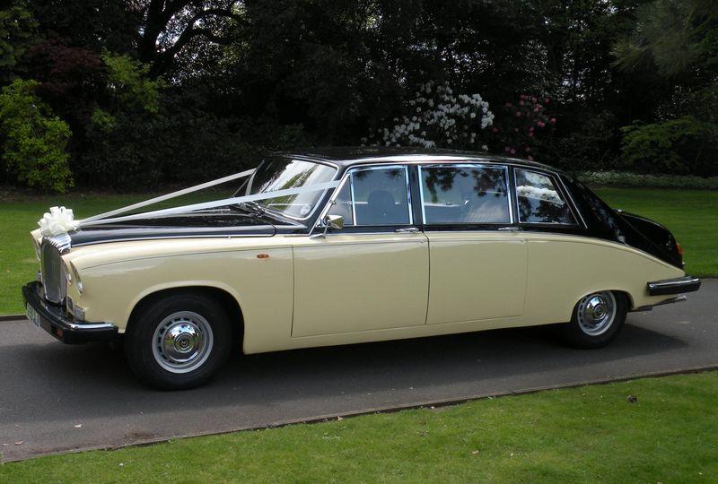 Daimler 7 seater Limousine
