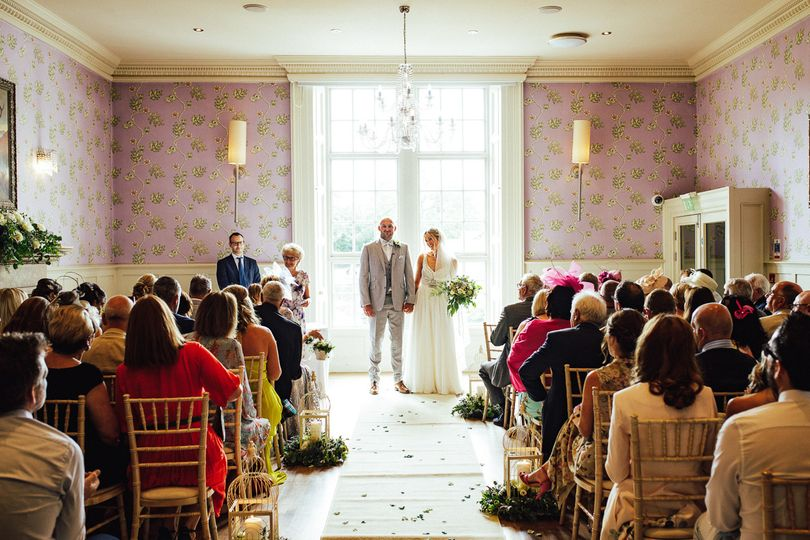 Ceremony in The Ball Room