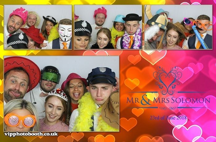 Photo booth in Clevedon