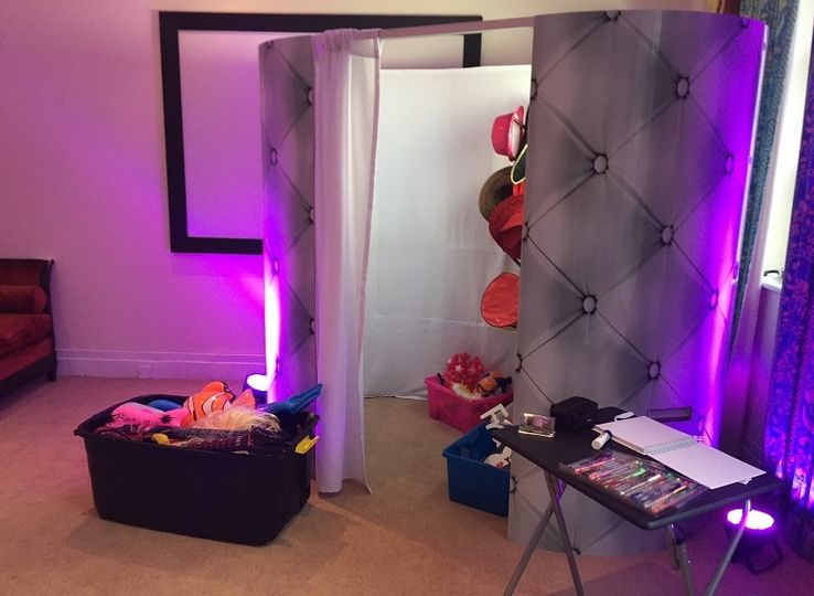 VIP Photo booth hire