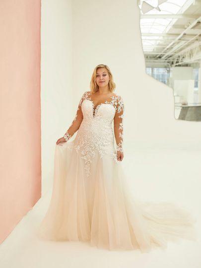 Mabel wedding dress