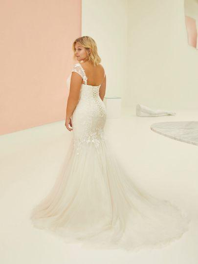 Madison wedding dress
