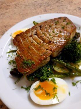 Tuna Nicoisse Salad