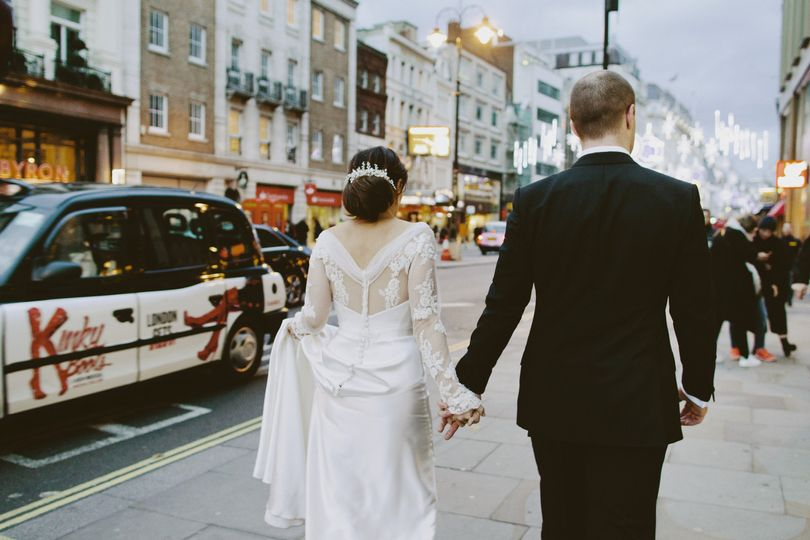 Incredible wedding venue in Central London