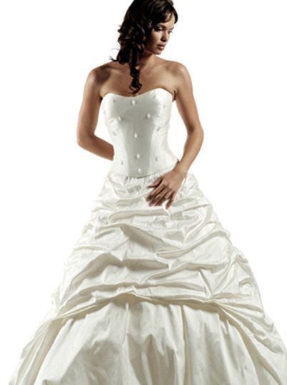 Experts in wedding dresses