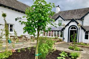 The House at Bridge of Lochay