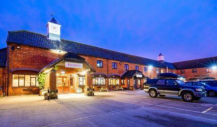 The Olde Barn Hotel 1