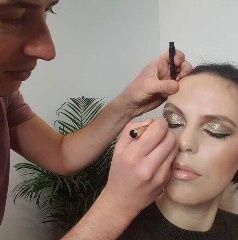 Sabier sousa makeup