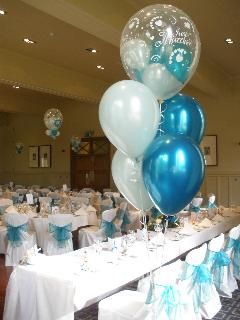 Chair Covers & Gumballs