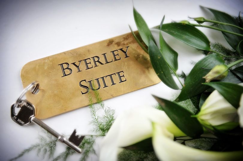 The Byerley Suite at Goldsborough Hall by DJB Photography