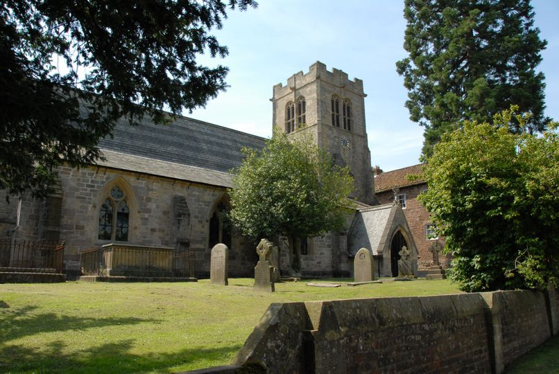 St Mary's Church, Goldsborough