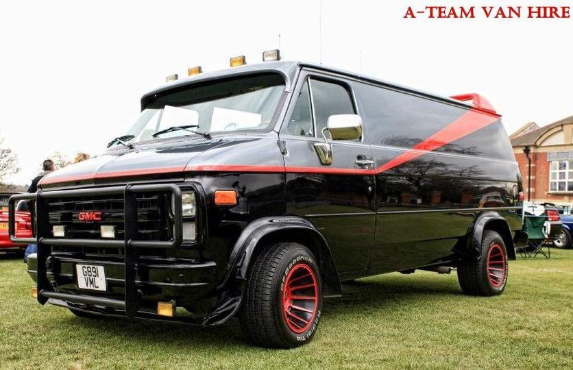 a team van hire 2