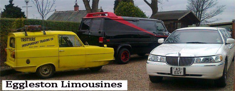 Eggleston limousines a-team va