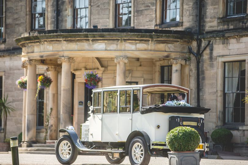 Beamish Hall Country House Hotel 47