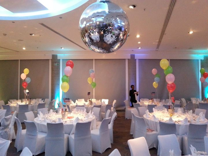 1-mtr Large Mirrorball