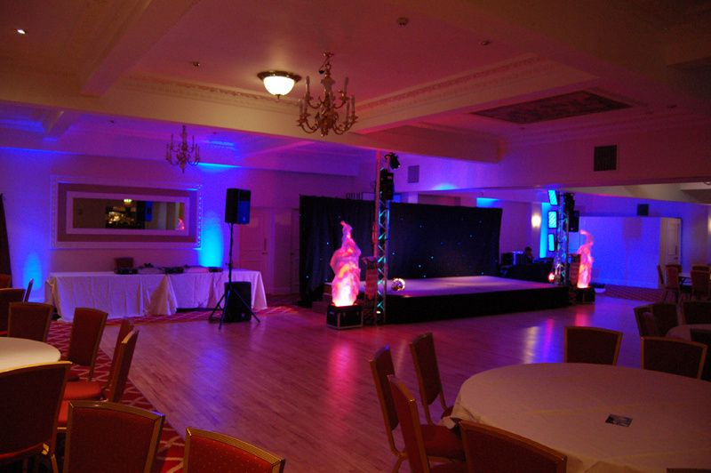 Stage and venue lighting