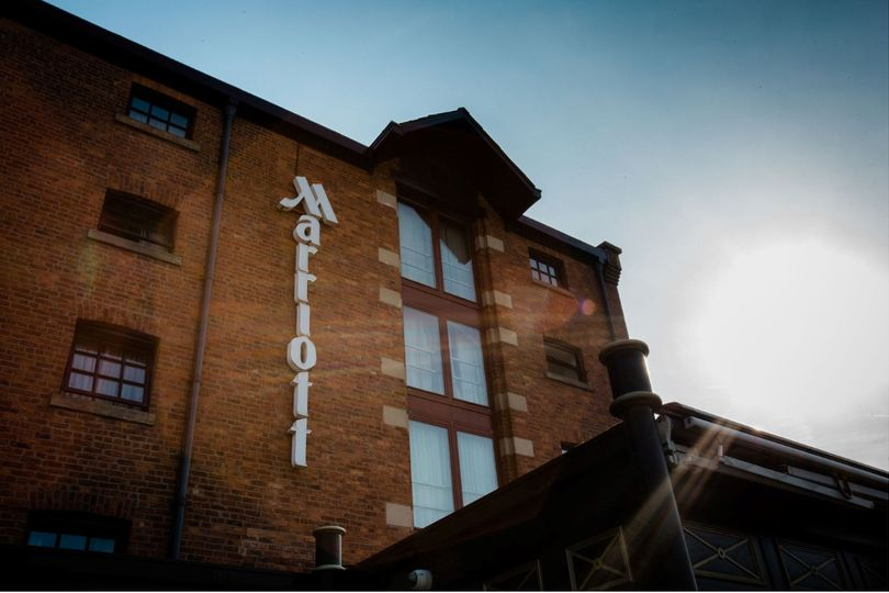 Manchester Marriott Victoria & Albert Hotel 64